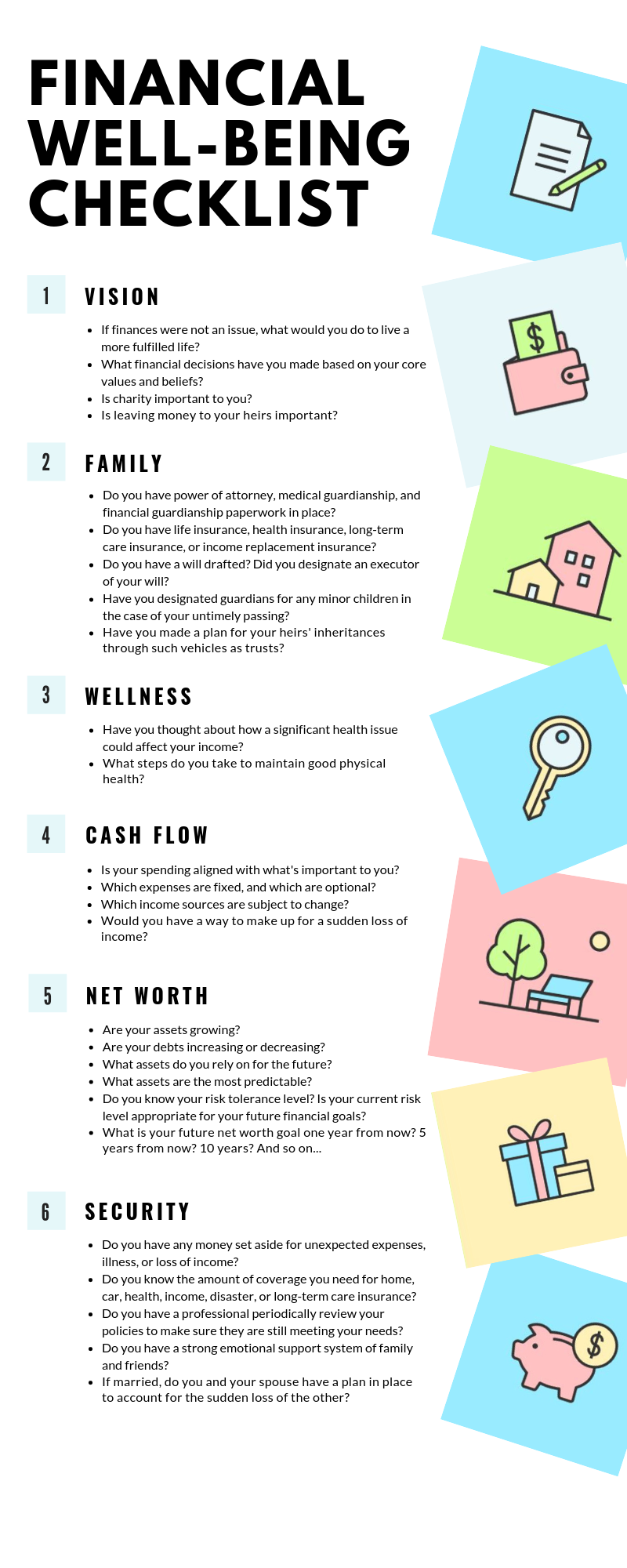 2019 0306 Financial Well Being Checklist 1